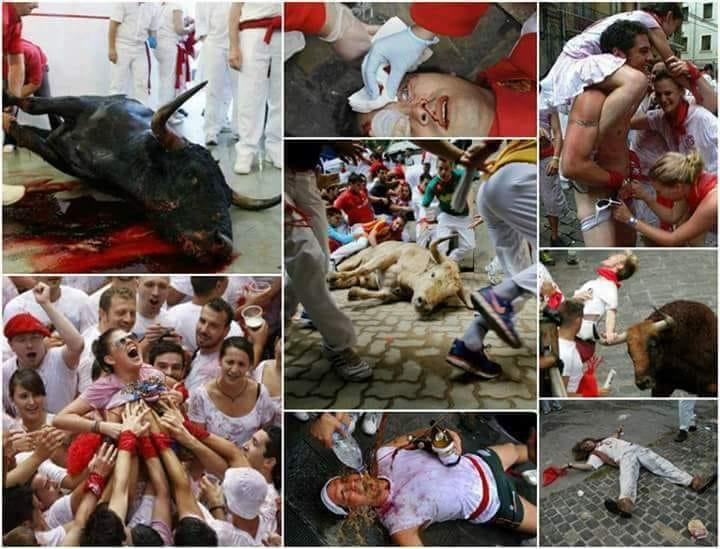 Pamplona Hurrerei