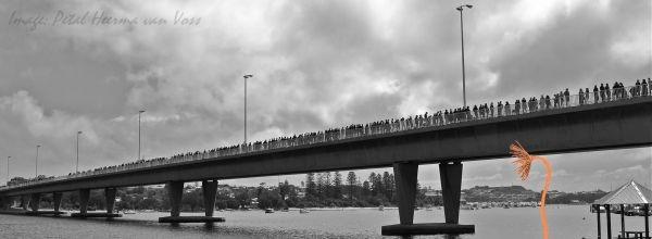 human chain aus