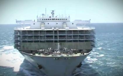 live ex ship