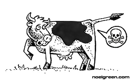cow gas 1
