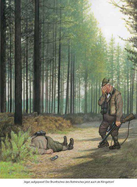 Jäger, der JKäger erschoßen hat
