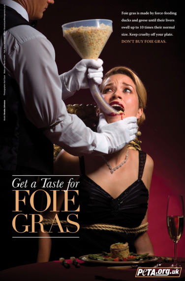 foie gras human