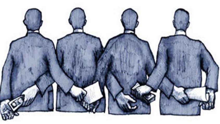 Korruption und World AG