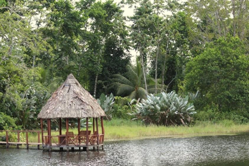 Costa Rica Hütte