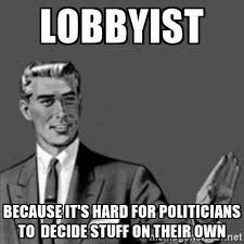 Lobbyist 1