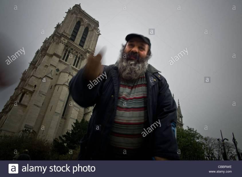 homeless notre dame