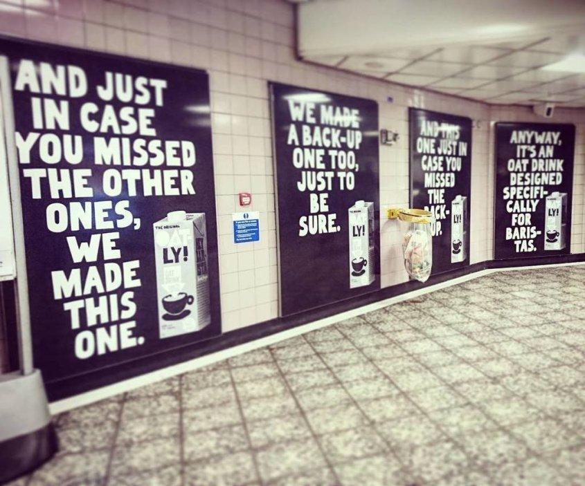 oelty u-Bahn station London