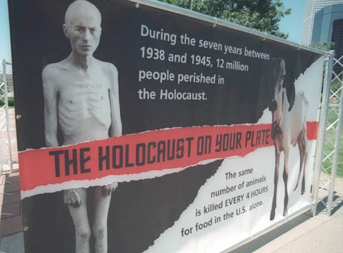 the holocaust on your plate