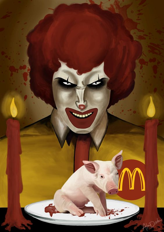 ronald mc nasty