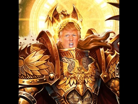 trump emperor of mankind