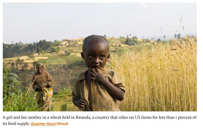 Hunger33 Afrika