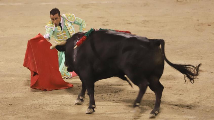 Mallorca Todesstoß Stierkampfjpg