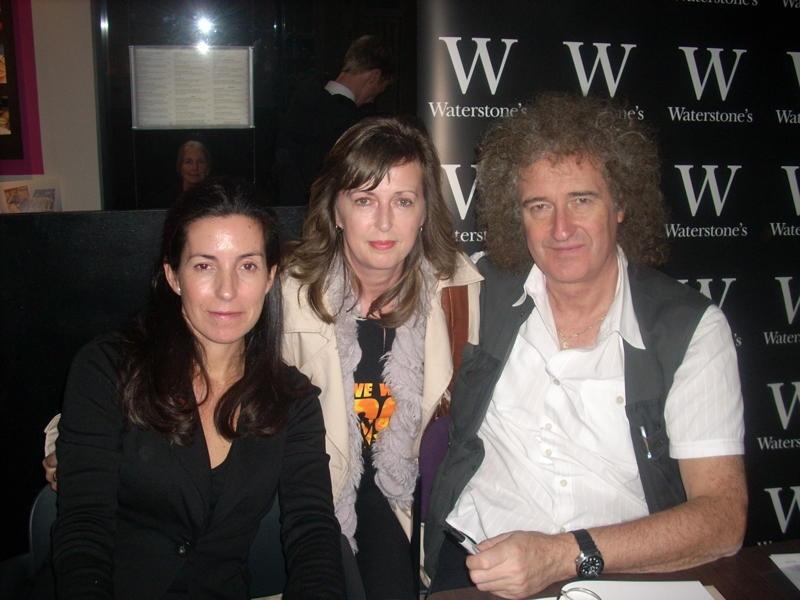 Trudi with Brian