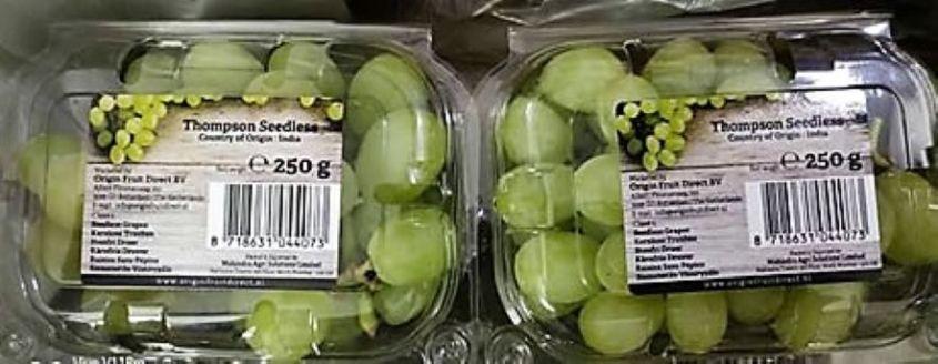 Weintrauben-