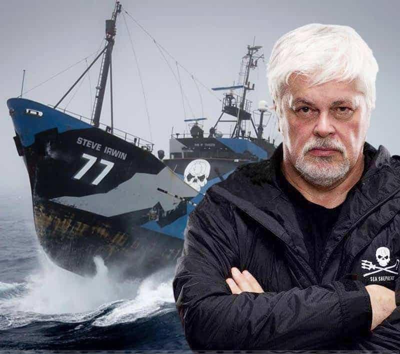 captain wathcon mit schif