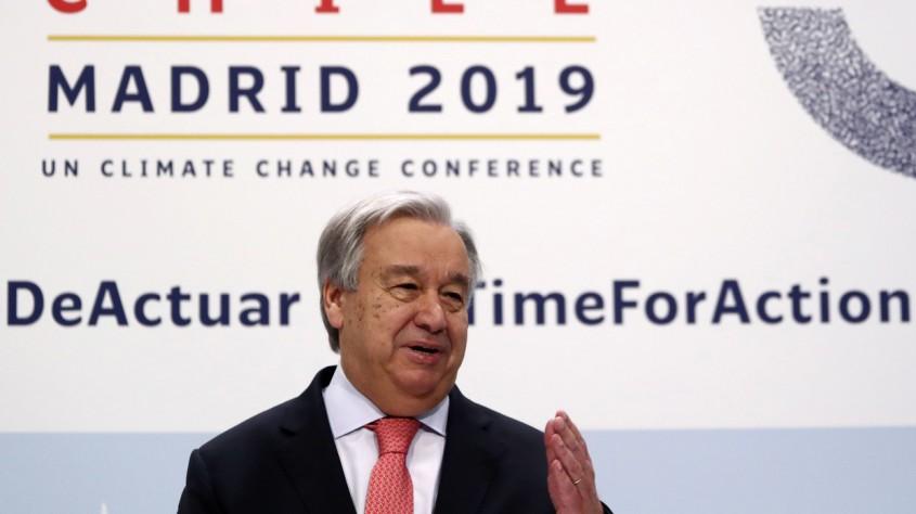 Klima Konferenz madridPG