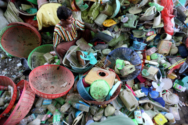 Internationaler Tag der Umwelt  - Myanmar