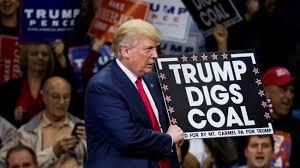 trump digs coal 1