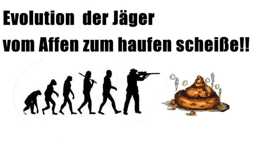 evolution der Jägerjpg