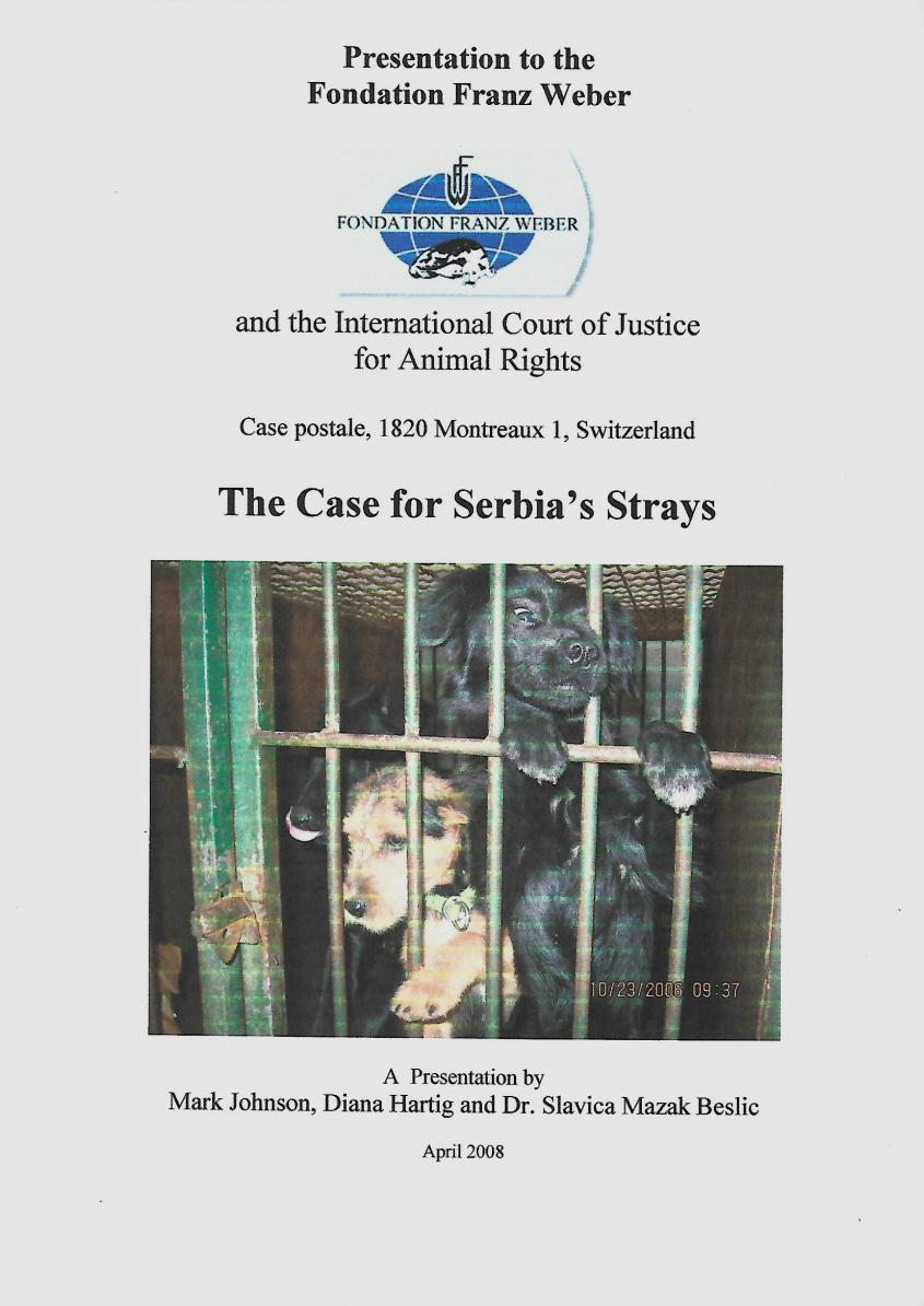 the case for serbian strays front sht