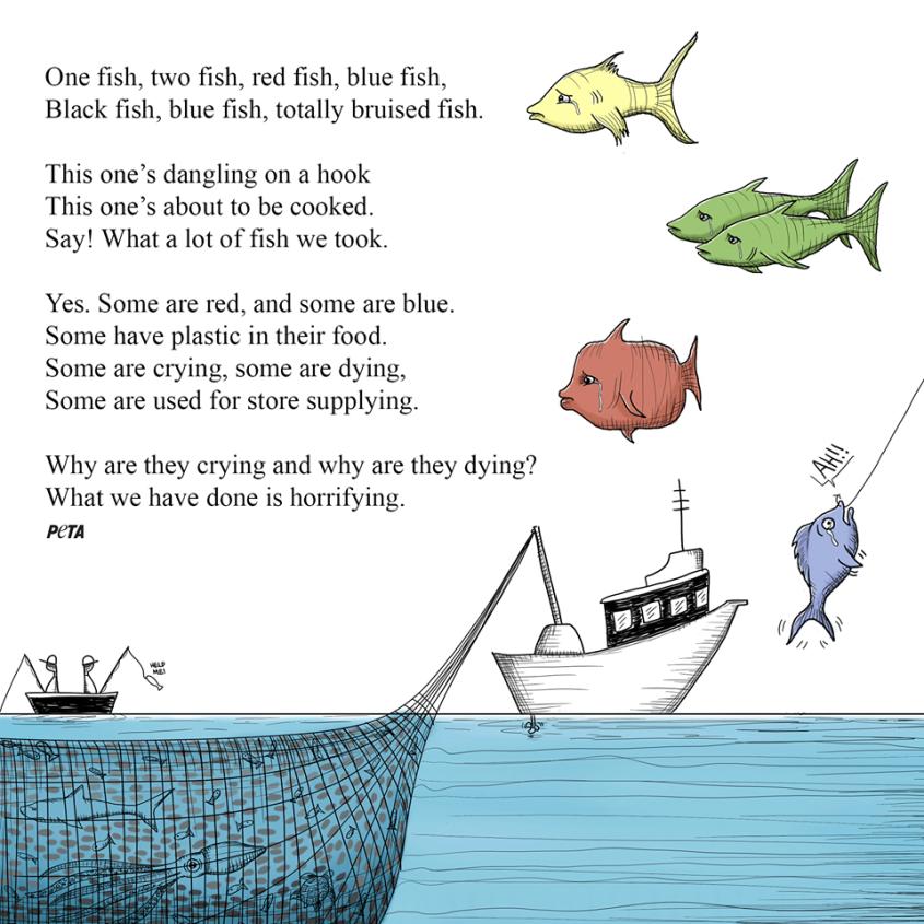 peta Gedicht über Fische_o