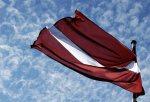 lettische-Flagge