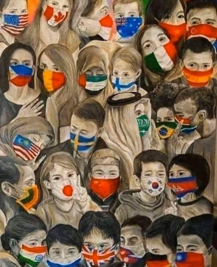masken wegen Coronavirus