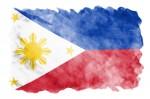 philippinen-flagge-g
