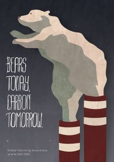 polar bears today carbon tomorrow